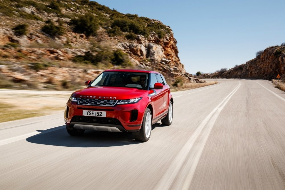 Cтарт продаж Land Rover Discovery Sport 2020